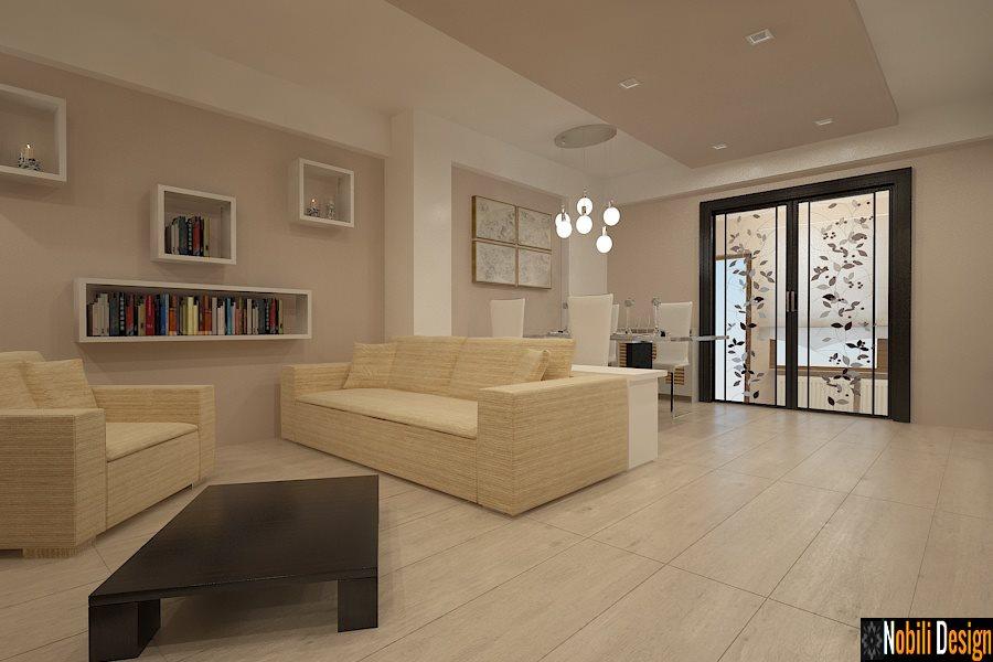 Design interior apartament cu 4 camere in Bucuresti - Design interior Bucuresti