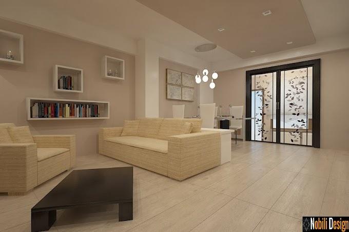 Design interior apartament 4 camere Bucuresti - Amenajari interioare Ilfov