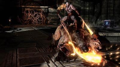 تحميل لعبة God Of War 1 للكمبيوتر من ميديا فاير