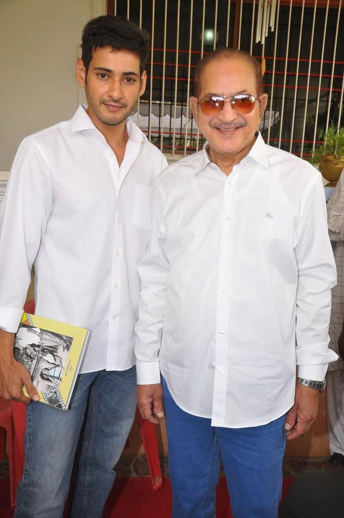Prince Mahesh Babu...