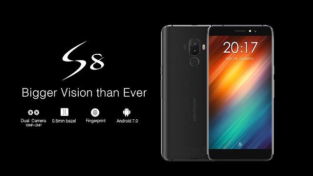 هاتف Ulefone S8 Pro الرئع ارخص هاتف مواصفات رهيبة