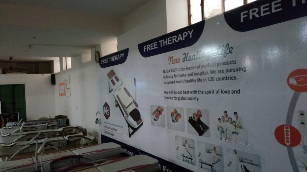 Nuga best therapy centre in punjab