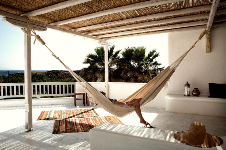 [Negocios bonitos] Un hotel para relajarse en Mykonos