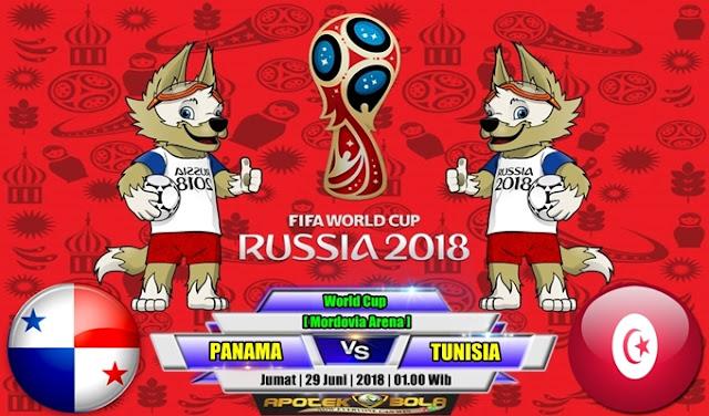 Prediksi Panama vs Tunisia 29 Juni 2018