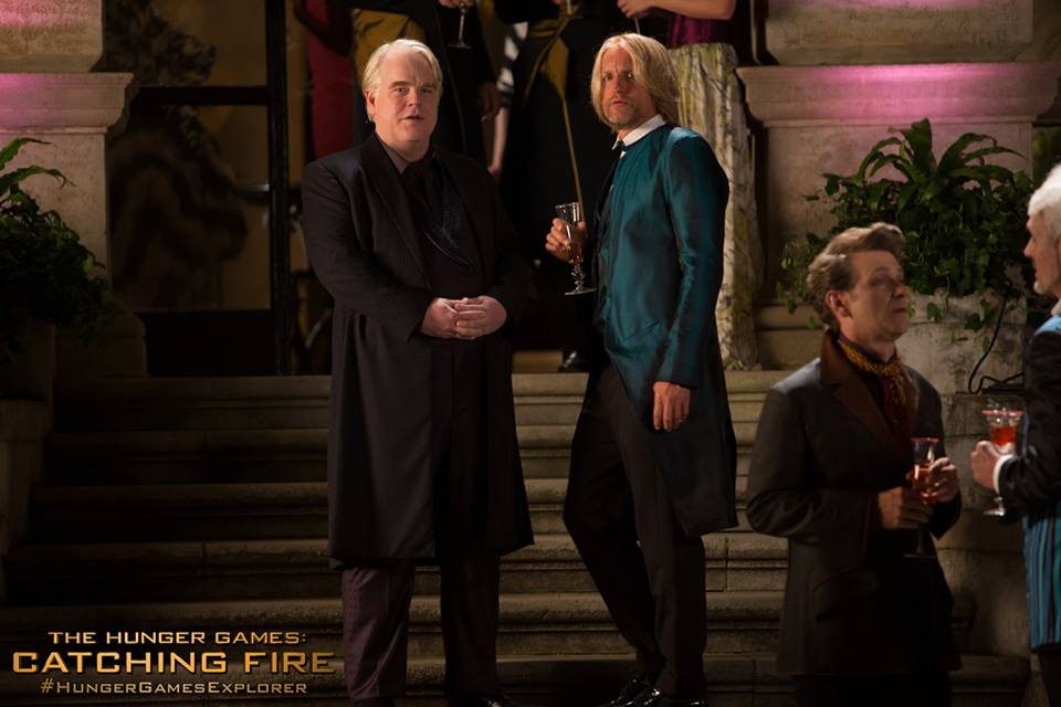 The Hunger Games Catching Fire Still