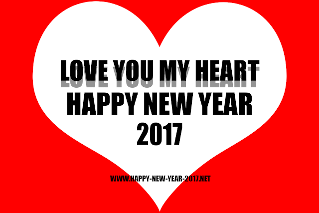 Happy New Year 2017 Images for Girlfriend/ Boyfriend