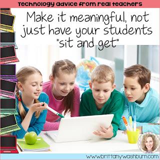 Technology advice from real teachers