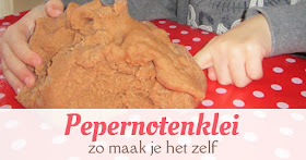 pepernotenklei recept