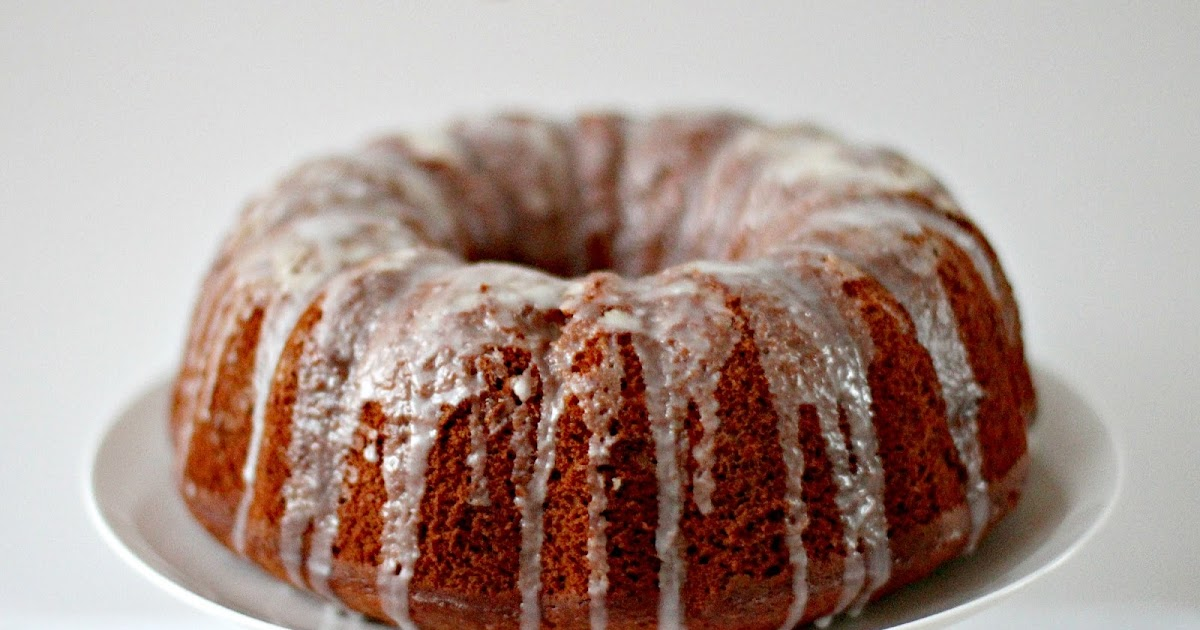 Olive Oil Almond Flour Bundt Cake