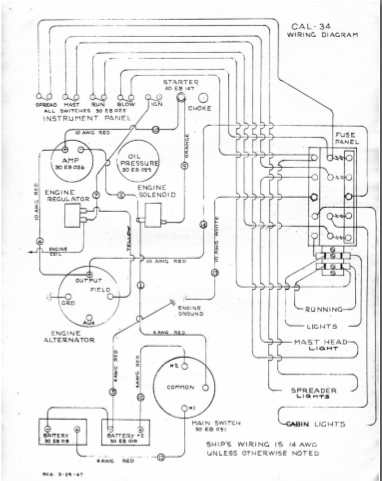 wiring diagram for 2013 hurricane deck boat  boat bits: january 2014