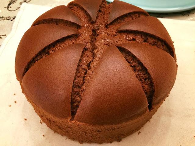 巧克力皇冠戚風蛋糕-chocolate-chiffone-cake11