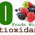 Top 10 High Antioxidant Foods For Healthy Eyes, Skin and Heart