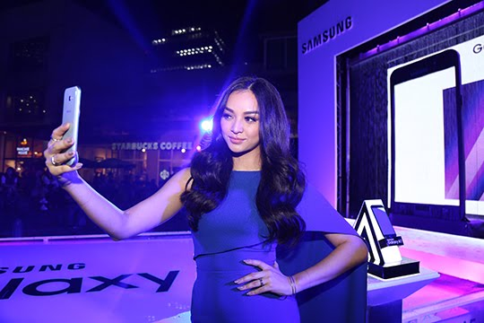 Ms. International 2016 Kylie Verzosa is Samsung newest ambassador