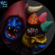 Night Goblins Shaman mushrooms