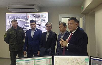 Аваков запустив відеоконтроль у Маріуполі