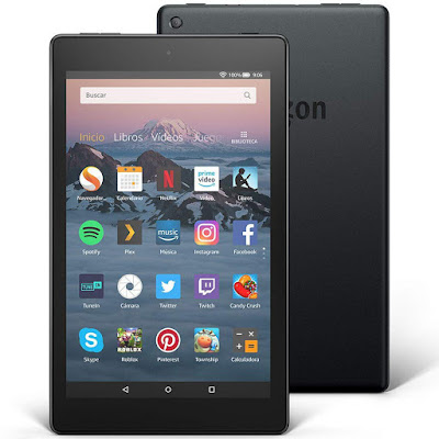 Amazon Fire HD 8 2018