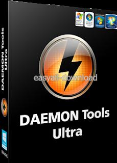DAEMON Tools Ultra 4.1.0.0492 [Full Patch] โปรแกรมจำลองไดร์ฟ เปิดฟล์ ISO