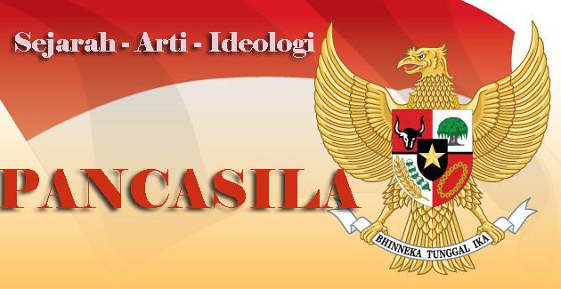 Arti, Sejarah, Ideologi Pancasila