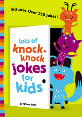 Lots of Knock Knock Jokes for Kids  cover