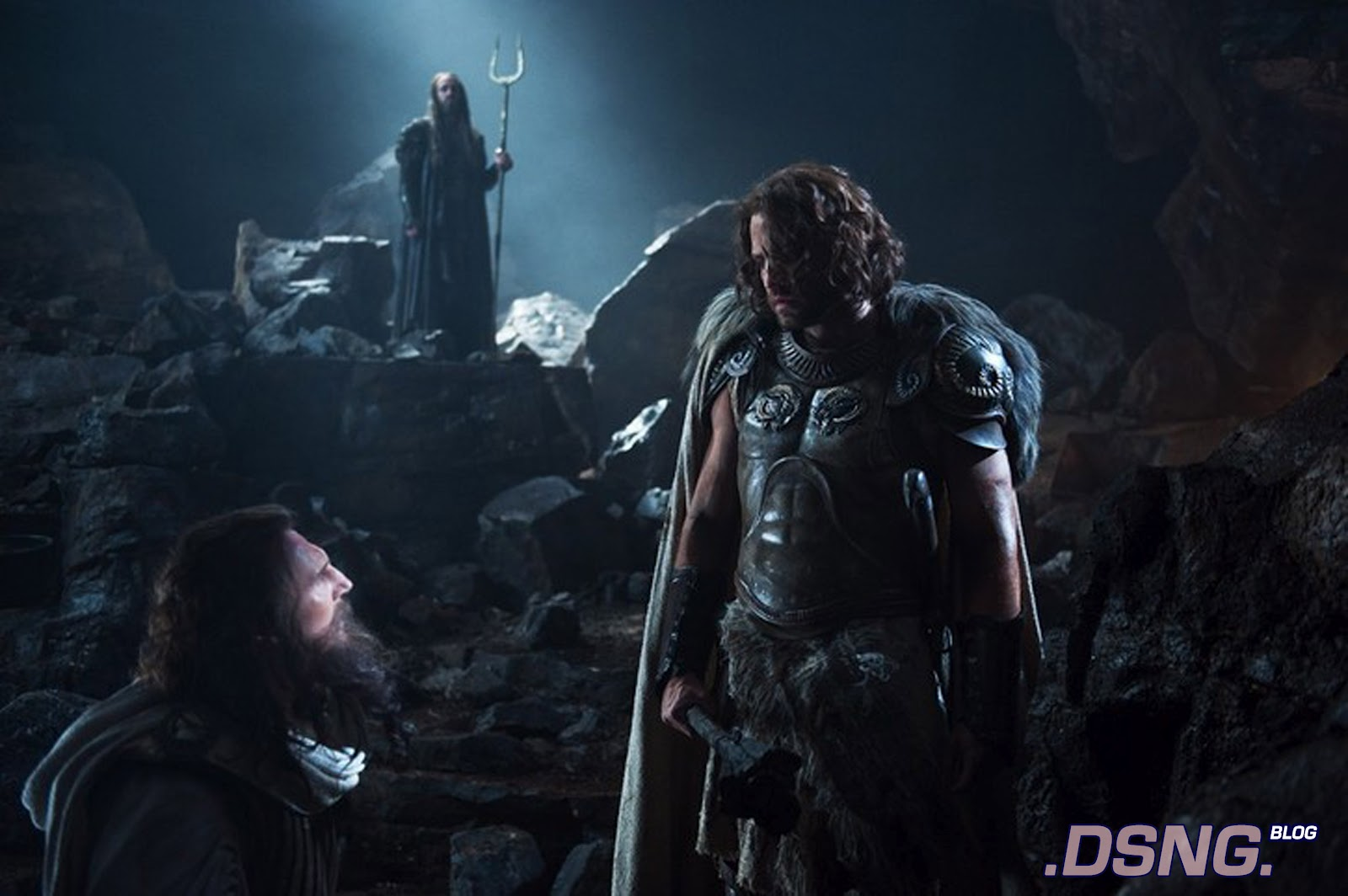 DSNG'S SCI FI MEGAVERSE: WRATH OF THE TITANS 2012 MOVIE ...