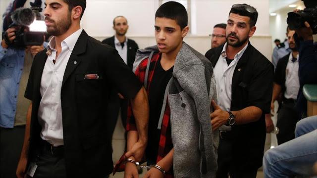 Israel condena a 12 años de cárcel a un menor palestino