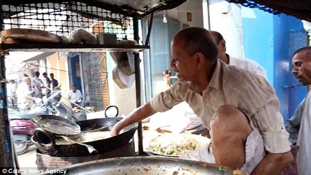 indijski kuhar
