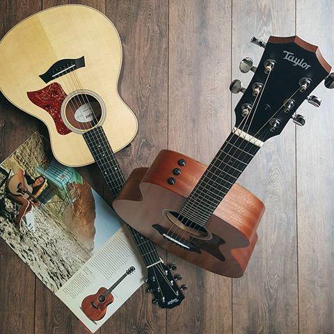 Review Gitar, Gitar Taylor, Taylor GS Mini