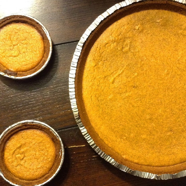 The Holidays and Shut the Door Sweet Potato Pie Recipe