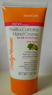 Sally Hansen Nails & Cuticles cream