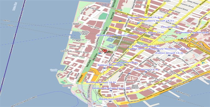 Maps Of Cities – State of New York Map with Cities