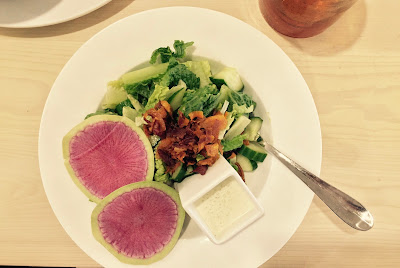Goldfinch Restaurant Seasonal Salad