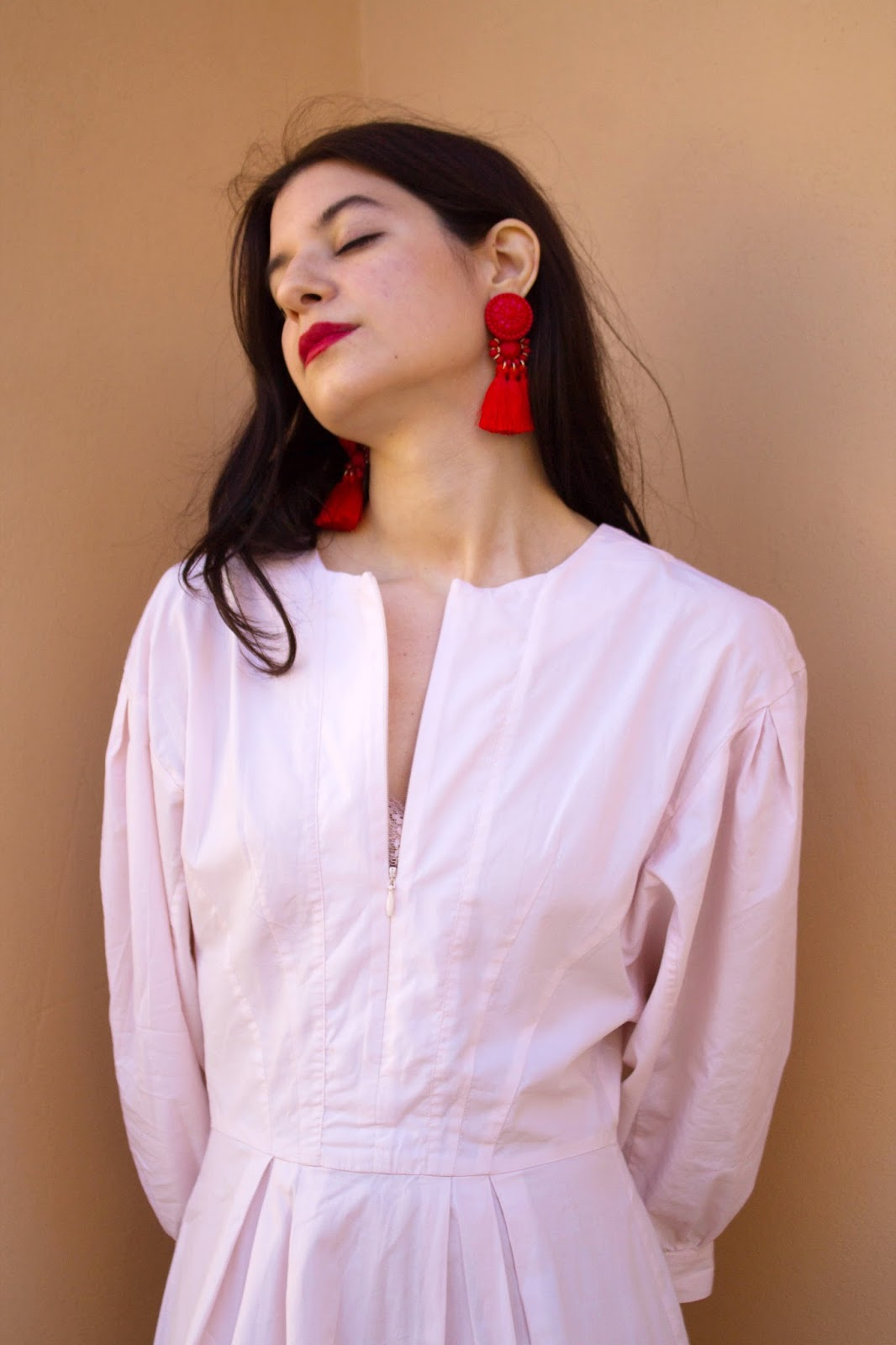 Love Improchori, Majorca, travel diary, Palma de Majorca, Spain, tassel earrings