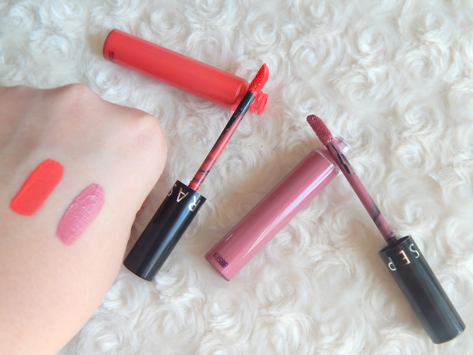 Sephora Haul - Matte Lip Cream Swatches