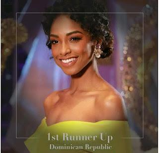Miss Dominican Republic, Yaritza Miguelina Reyes Ramirez