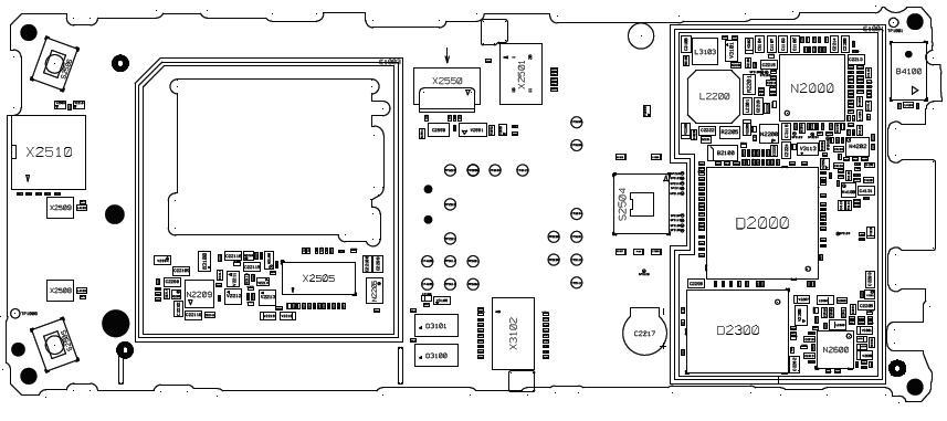 sony ericsson k800 schematic diagram