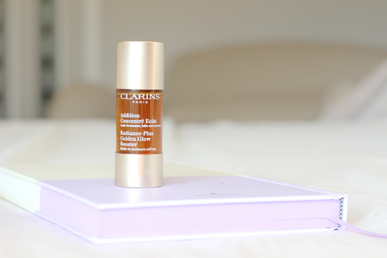 An End Of Summer Glow Booster.