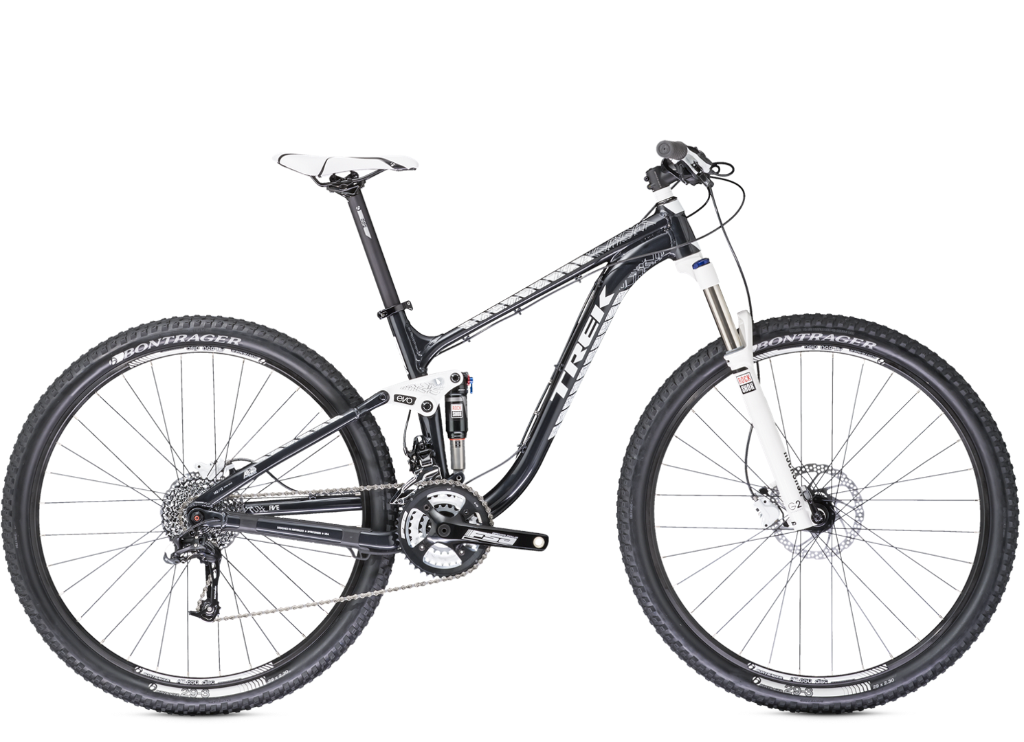 Bumsteads Road and Mountain Bikes: 2014 Trek Fuel EX 5