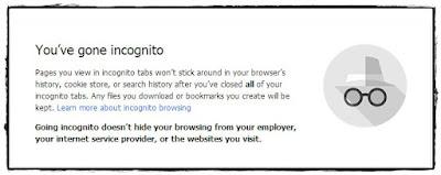 Trik Membuaka Dua Akun Berbeda Melalui Google Chrome