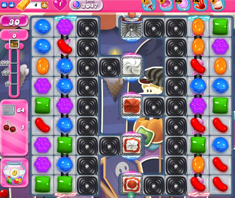 Candy Crush Saga 2047