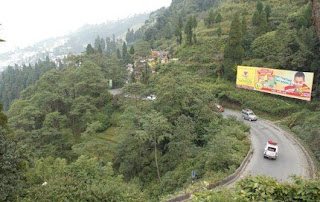 Way to Darjeeling