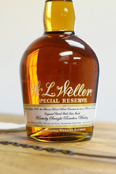 W.L. Weller Special Reserve Bourbon Whiskey