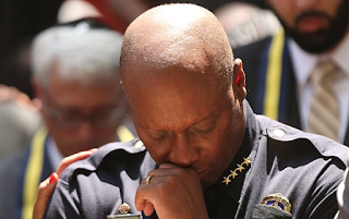 Dallas Police Chief Lost His Former Police Partner, Younger Brother And Son To Gun Violence
