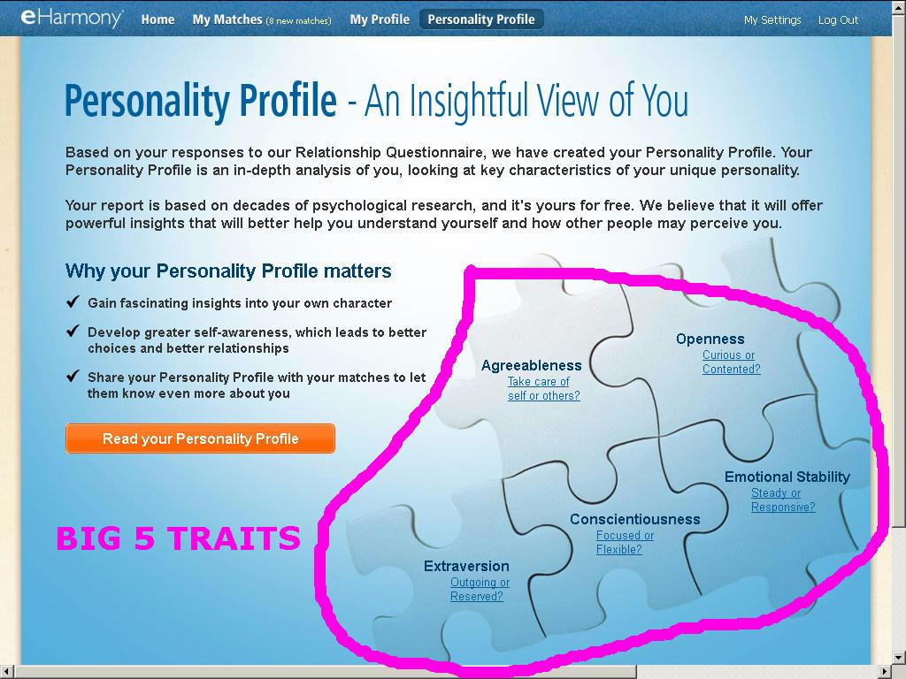Tinder Profile Example