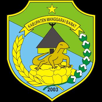 Logo Kabupaten Manggarai Barat PNG