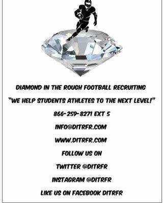 Diamond In The Rough Football Recruiting: RECRUITING TIPS