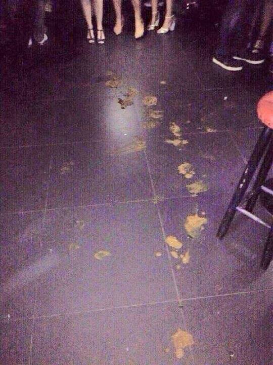 This Girl Ends Up Pooping Everywhere After Her Ex-Boyfriend Put Some Drugs On Her Drink At The Club