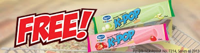 BPI Credit Card Free Magnolia K-POP Ice Cream Bars,promo
