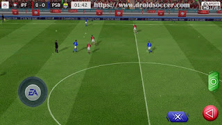 Download FTS Mod FIFA 18 by Adhi Putra Apk + Data Obb