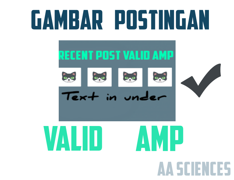 gambar valid amp