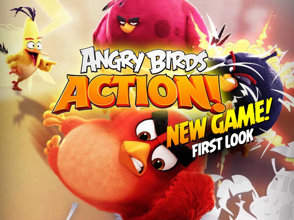 Angry Birds Action APK Mod